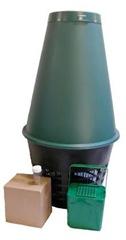 Green_Solar_Cone_Composter
